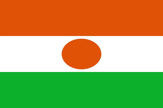 Niger Flagge