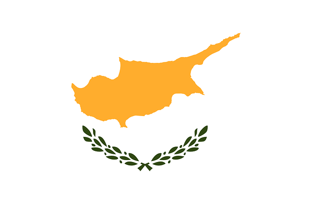 Zypern Flagge