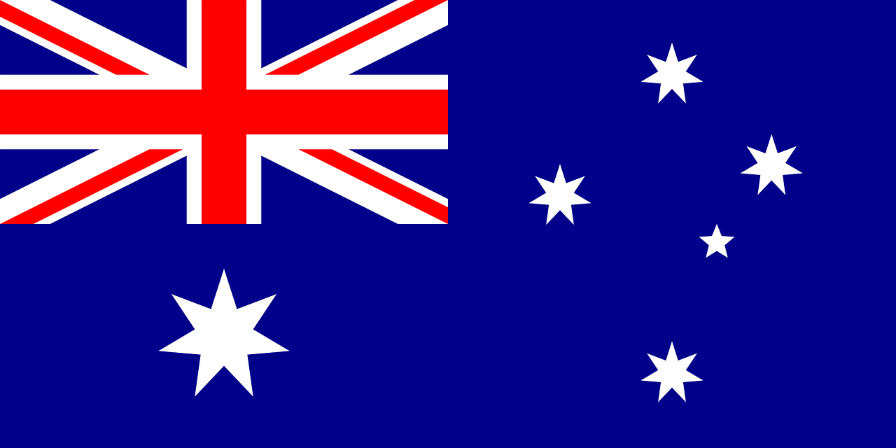 Australien Flagge