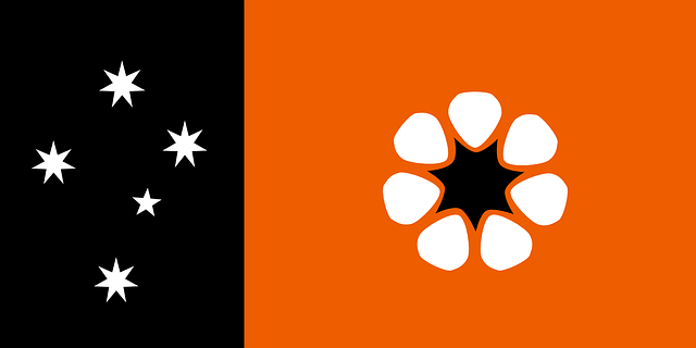 Northern Territory Flagge