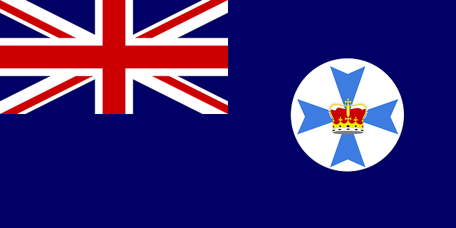 Queensland Flagge