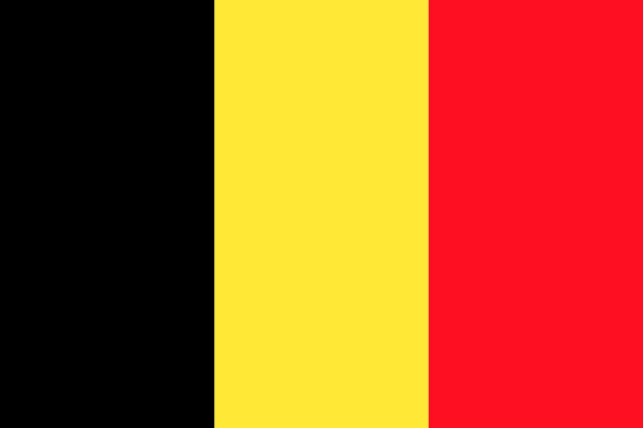 Belgien Flagge