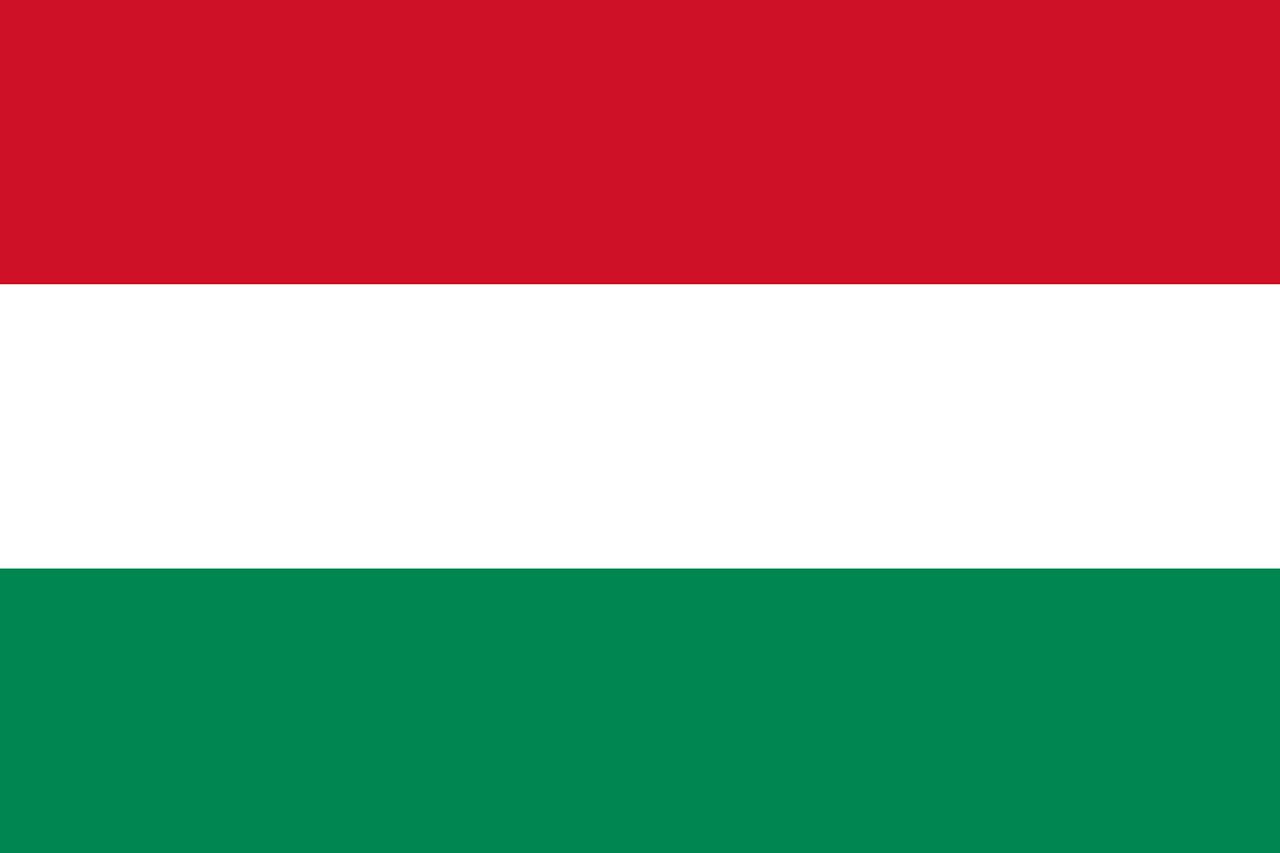 Ungarn Flagge