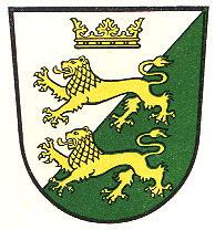 Ahlden Wappen