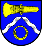 Ahneby Wappen