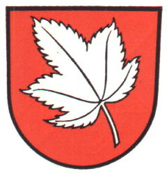 Ahorn Wappen