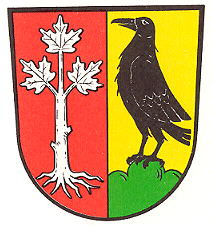 Ahorntal Wappen