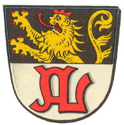 Albig Wappen
