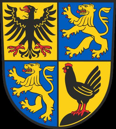 Alkersleben Wappen