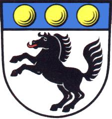 Allmendingen Wappen