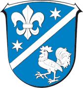 Alsbach-Hähnlein Wappen