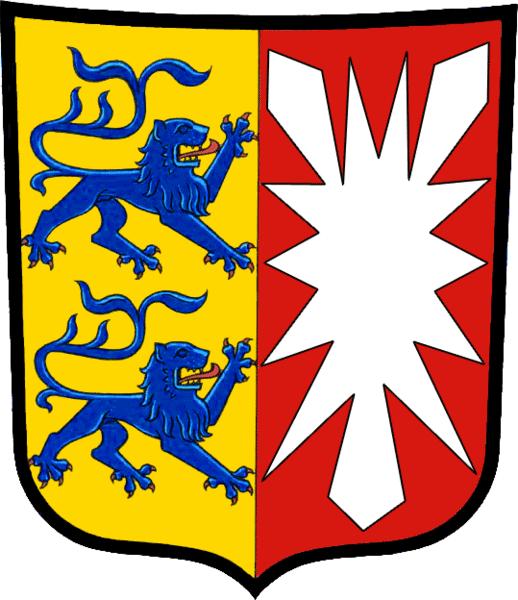 Angeln Wappen