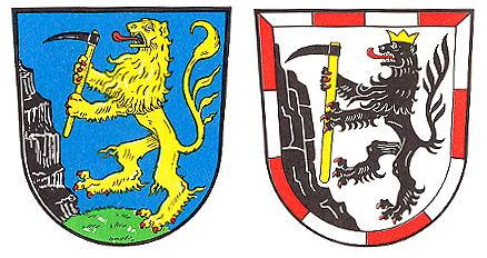 Arzberg Wappen