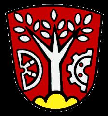 Asbach-Bäumenheim Wappen