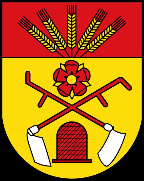 Augustdorf Wappen
