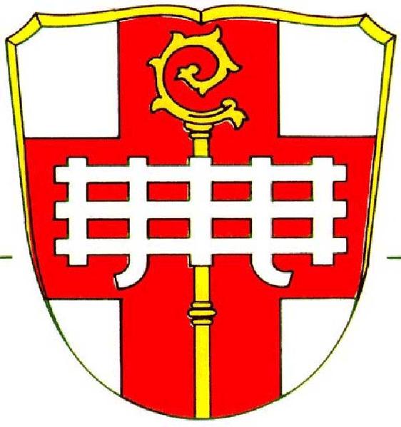 Aura an der Saale Wappen