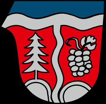 Bach an der Donau Wappen