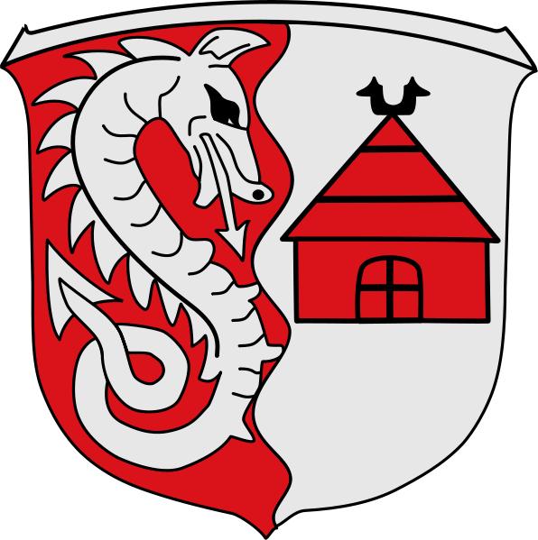 Badbergen Wappen