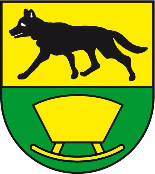 Badingen Wappen