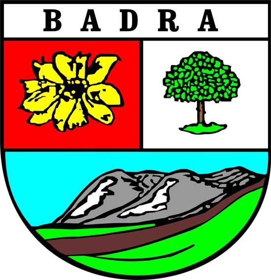 Badra Wappen