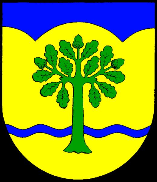 Barkelsby Wappen