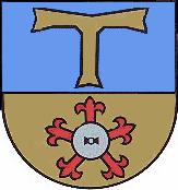 Bedburg-Hau Wappen