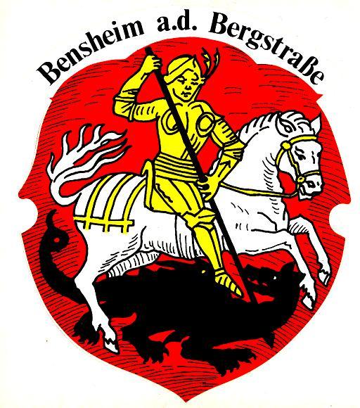 Bensheim Wappen