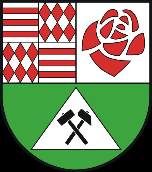 Berga Wappen