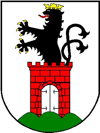 Bergen auf Rügen Wappen