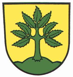 Berglen Wappen