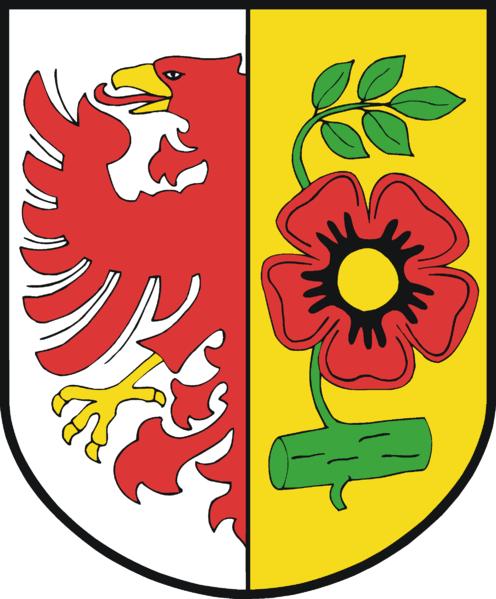 Berkau Wappen