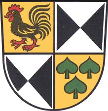 Berlstedt Wappen