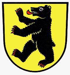 Bernau im Schwarzwald Wappen
