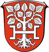 Birkenau Wappen
