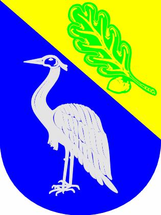 Blossin Wappen