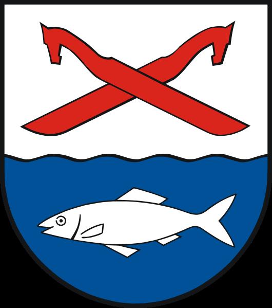 Börgerende-Rethwisch Wappen