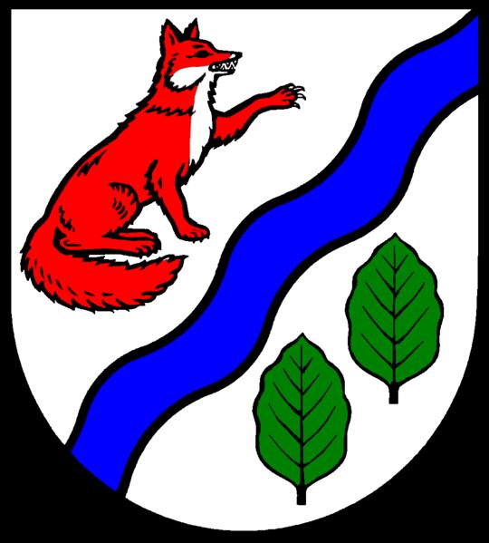 Bokholt-Hanredder Wappen