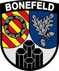 Bonefeld Wappen