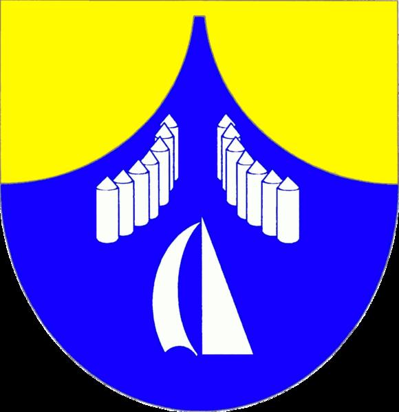 Borgwedel Wappen