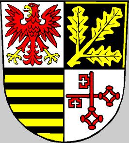 Borkwalde Wappen