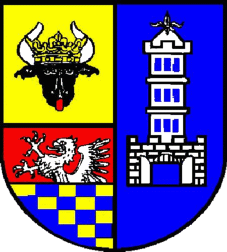 Borrentin Wappen