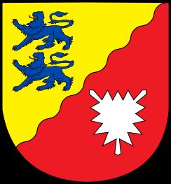 Brodersby Wappen