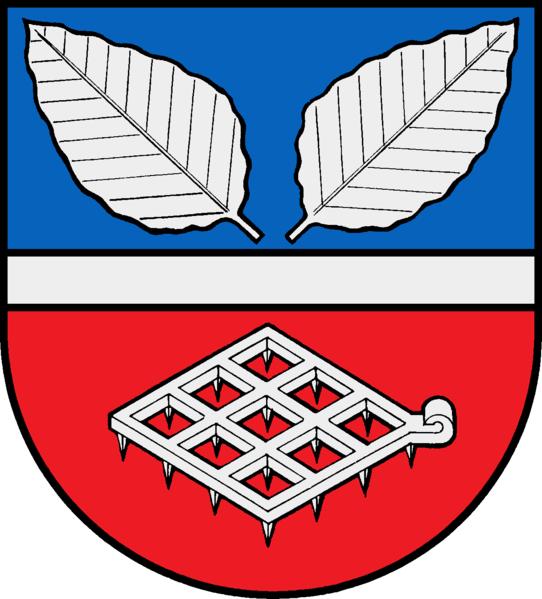 Brodersdorf Wappen