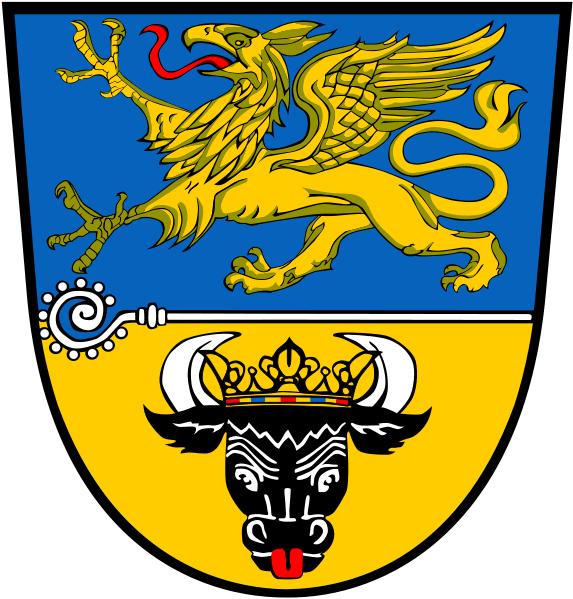 Bröbberow Wappen