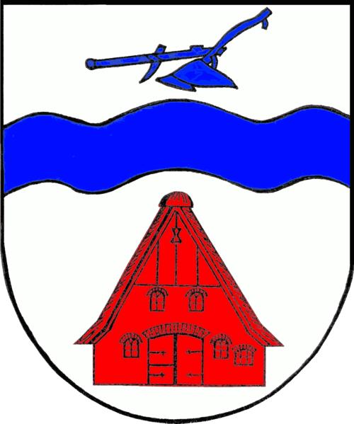 Brokstedt Wappen