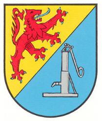 Buborn Wappen