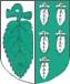 Bucha Wappen
