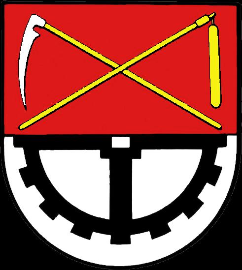 Büdelsdorf Wappen