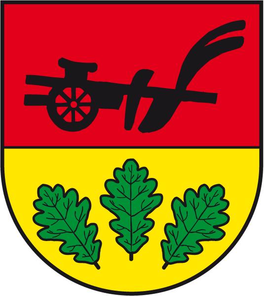 Büden Wappen