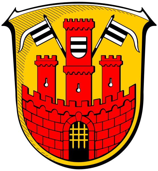 Büdingen Wappen